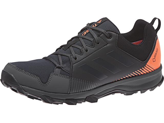 adidas TERREX TraceRocker GTX Trail-Running Shoes Men Core Black/Carbon/Hi-Res Orange